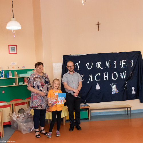 VIII Turniej Szachowy Przedszkolaków o Mistrzostwo Świdnicy-92