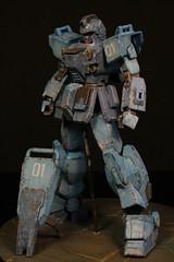 Mobile Suit Gundam Blue Destiny. Model Kit (jaqio) Tags: mobile suit gundam blue destiny model kit japan gunpla plamo