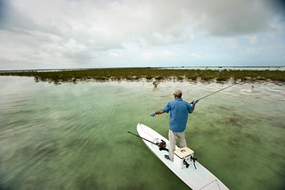 Bahamas bonefishing lodge - andros 57