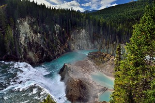 Wapta Falls and Beyond (Yoho National Park)