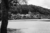 Bord de Loire (Zikindi) Tags: france loire borddeloire randonné à vélo fleuve black white canon 70d 24105mml