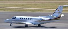 Helisureste Citation-II 550 EC-HGI (djwilliams1990) Tags: madrid barajas adolfosuarez spain aviation aircraft