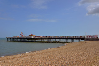 Herne bay Pier, Kent  -  (Selected by GETTY IMAGES)