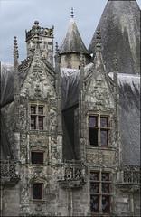 Détails de la façade (ilana.greendel) Tags: breizh bretagne brittany château castle