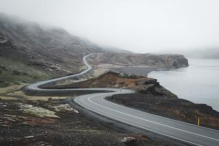 Epic iclandic roads
