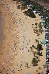 Playa De Las Teresitas, Санта-Круз, Тенеріфе, Канарські острови  InterNetri  774