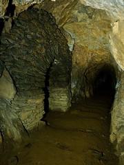 Smolník (LopazV) Tags: urbex urbanexploration underground urban industrial industrialdecay mine light abandoned abandonedmine dark panasonic decay heavy