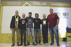 FISL18 (fisl18) Tags: fisl fisl18 foruminternacionalsoftwarelivre softwarelivre freesoftware opensource portoalegre pucrs