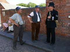 1940s Weekend (jacquemart) Tags: 1940sweekend reenactment blackcountrylivingmuseum dudley westmidlands policeman