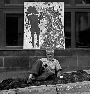 Kowa Six Fuji Acros Istanbul artist and his work f