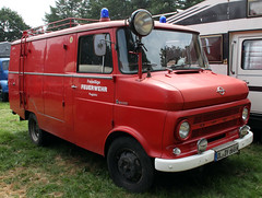 Fire Blitz (Schwanzus_Longus) Tags: bockhorn german germany old classic vintage truck lorry vehicle bedford blitz department emergency engine firefighter fireman firemen general germen gm holden motors opel red rescue van vauxhall auto fahrzeug outdoor feuerwehr brigade laster fighting