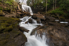 Upper Falls of Hills Creek (Ken Krach Photography) Tags: fallsofthehillscreek