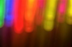 Light Columns (brandoninidaho1979) Tags: neon lights light pillar column tube abstract colors color colorful minimalism impressionistic impressionism artproject artpiece art