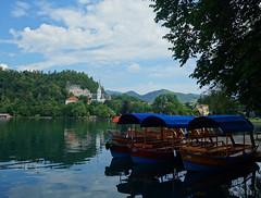 Lake Bled (Kaeko) Tags: bled slovenia lakebled lake water europe holiday travel vacation boats