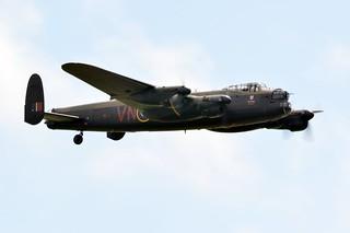Avro Lancaster B.I PA474