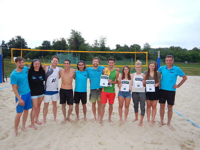 USP-Beachmeisterschaft 31.5.2018