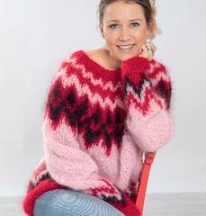 DG_362_17_Forside (ducksworth2) Tags: preparedforweb mohair sweater jumper knit knitwear fluffy fuzzy soft
