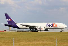 N857FD (GH@BHD) Tags: n857fd boeing 777 77f b777 b772 b77f 777200 fx fdx fedex federalexpress fedexexpress stn egss stanstedairport londonstanstedairport cargo freighter aircraft airliner aviation