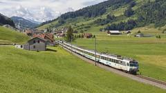 VAE 2571 @ Rothenthurm (Jeroen's fotosite) Tags: bahn kantonschwyz npz rbde rbde561 railroad railways rothenthurm sob schweiz sudostbahn svizzera swiss switzerland südostbahn train trein vae voralpenexpress voralpen zug zwitserland schwyz ch