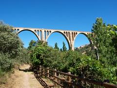 Viaducto de Guadalupe (J Carrasco (mundele)) Tags: guadalupe villuercas extremadura