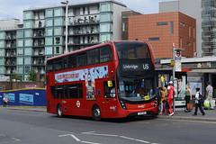 Abellio London 2530 (YX15OWZ) on Route U5 (hassaanhc) Tags: abellio alexander dennis adl enviro enviro400 e400 e400mmc enviro400mmc