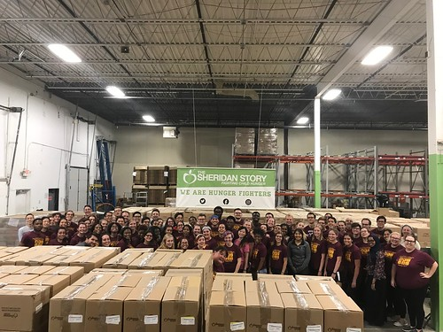 UMN Packing Event 7/17/18