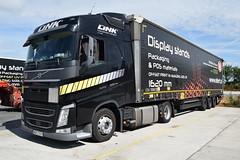 DSC_0006 (richellis1978) Tags: truck lorry haulage transport logistics cannock volvo fh fh4 link pl poland wgm21819