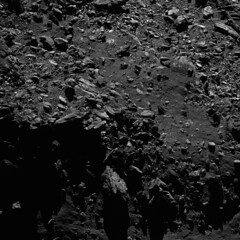 Comet on 2 September 2016 from 2.1 km (europeanspaceagency) Tags: esa europeanspaceagency space universe cosmos spacescience science spacetechnology tech technology osiris rosetta mission philae comet chury blackandwhite 67p comet67p comet67pchuryumovgerasimenko churyumovgerasimenko churyumov gerasimenko solarsystem