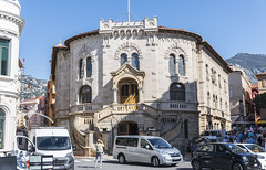 Beautiful Monaco Building (dcnelson1898) Tags: monaco prinipality europe frenchriviera mediterraneansea cruise travel vacation hollandamericaline oosterdam