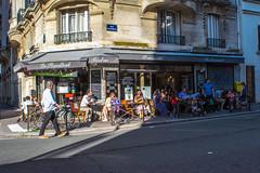 stendhalbar2 (YassChaf) Tags: portrait people gens citadins parisien paris parisian city ville street rue