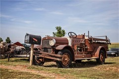 Happy Truck Thursday (A Anderson Photography, over 2.7 million views) Tags: truck rust canon firetruck mailbox