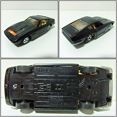 "MASERATI GHIBLI ""Fantástico"" - GUILOY (RMJ68) Tags: maserati ghibli coche fantastico knight rider tv serie kitt guiloy pilen diecast coches cars juguete toy 143 scale"