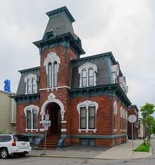 Smith House (rickmacewen) Tags: heritagearchitecture architecture saintjohn newbrunswick building canada