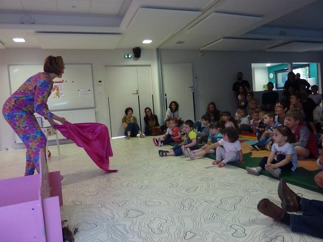 Photo 4 - Le service petite enfance fête l'arrivée de l'été!
