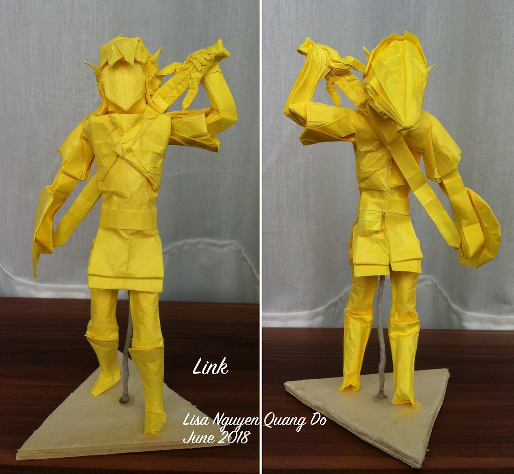 The Worlds Newest Photos Of Origami And Zelda Flickr Hive Mind Make Naruto Online Diagrams Link Lisanqd Tags Paperfolding Boxpleating