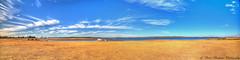 Lake Coolmunda Pano (myshutterworld) Tags: lake coolmunda darling downs queensland australia hdr landscape clouds