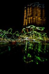 Paris by night - lights in madness (jamessensor) Tags: eiffel tower tour lights lumières paris