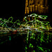 Paris by night - lights in madness