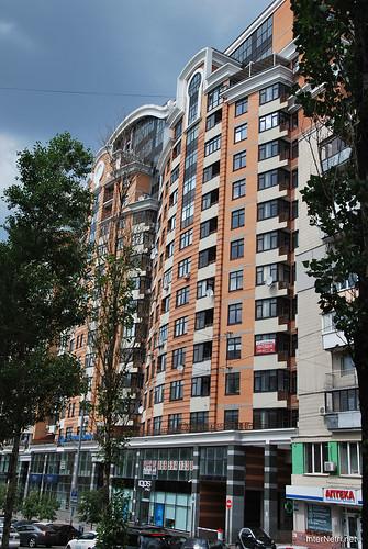 Київ, бульвар Лесі Українки  InterNetri Ukraine 278