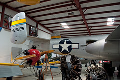 B-25H Mitchell (stevesheriw) Tags: texas addison airport cavanaugh flight museum northamerican mitchell b25h