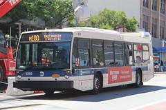 IMG_9296 (GojiMet86) Tags: mta nyc new york city bus buses 2015 lf40102 lfs 8369 m100 125th street lenox avenue malcolm x blvd