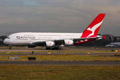 Vh-OQK (Mark Harris photography) Tags: spotting plane aviation canon 5d sydney nsw