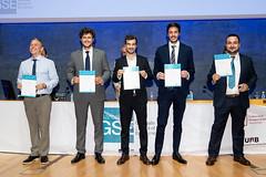 Economics students (Barcelona GSE) Tags: classof2018 bgse2018 gradschool barcelonagse bgse masters graduation economics