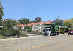 WM Garbage Truck 6-28-18 (Photo Nut 2011) Tags: california garbagetruck trashtruck sanitation wastedisposal waste truck garbage junk trash refuse sandiego wastemanagement wm ranchobernardo mack