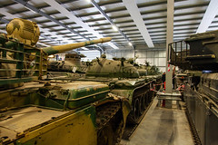 T55 28th April 2018 #4 (JDurston2009) Tags: conservationhall t55 tigerday tigerdayix bovington bovingtoncamp dorset mbt tank tankmuseum thetankmuseum reservecollection