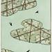 Sky illustration from Bijutsu Sekai (1893-1896) by Watanabe Seitei, a prominent Kacho-ga artist. Digitally enhanced from our own original edition.