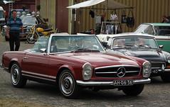 1968 Mercedes-Benz 280 SL (W113) (rvandermaar) Tags: 1968 mercedesbenz 280 sl w113 mercedes pagoda mercedesbenzw113 mercedesbenzsl mercedesbenz280sl mercedessl mercedes280sl mercedesw113 sidecode1 import ah0636 rvdm
