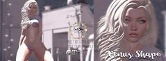 [Lu&Yu] Venus Shape for Catya ([Lu&Yu] Designs) Tags: secondlife catya catwa sl 2ndlife taketomi shape female marketplace style card maitreya