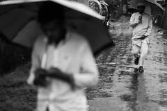 Monsoon Monologues. (A. adnan) Tags: rain monsoon monochrome bangaldesh chittagong