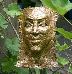 soleil 6 (origami joel) Tags: origami mask origamijoel
